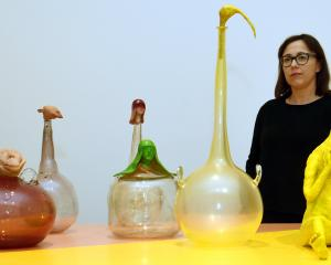 Monash University Museum of Art Director Charlotte Day says New Zealand-born artist Francis...