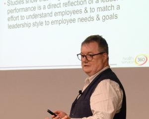 Prof Brian Dolan. Photos: Linda Robertson