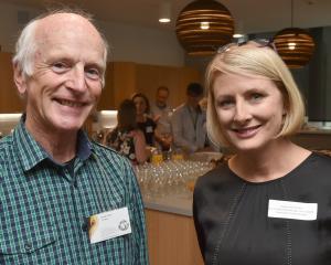 David Smith, of Dunedin, and Margaret O'Sullivan, of Auckland.
