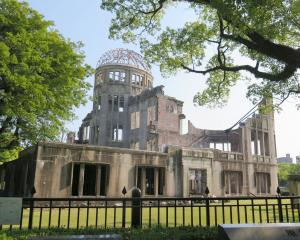 The A-Bomb Dome is the most haunting reminder of the bombing of Hiroshima, which instantly...