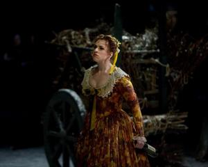 Madeleine Pierard in the John Copley production of La Boheme at the Royal Opera, Covent Garden. Photos: Supplied