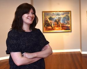 Curator Lauren Gutsell says the ''World View'' exhibition will take people on a journey around...