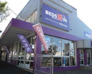 Experience the great service at Beds R Us Dunedin.