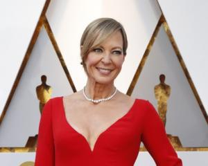 Allison Janney. Photos: Reuters
