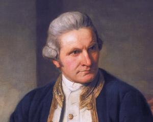 James Cook.