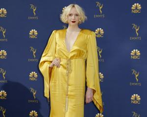 Game of Thrones actress Gwendoline Christie. Photo: Reuters