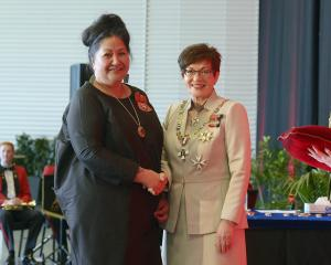 Donna Matahaere-Atariki, of Dunedin, awarded an MNZM for services to Maori and heath.