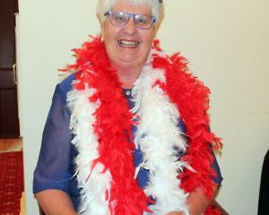 Dorothy King, of Invercargill.
