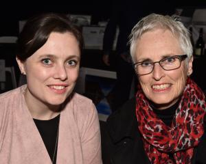 Emily and Sue Chilton, both of Dunedin.