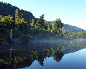 A beautifully still Lake Kaniere. Photos: Sara Keen