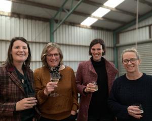 Janna Nichol, Hayley Vaughan, Sarah Nichol and ...