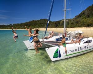 Sailing holidays have become popular adventures since Coviid-19. Photo: Able Tasman Sailing...