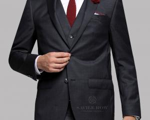 Savile Row suits available from Alex Campbell Menswear.