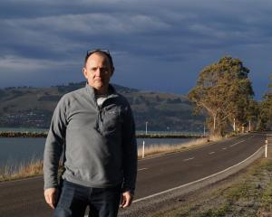 Steve Walker hopes cyclists are not endangered by proposed changes to State Highway 88 between...