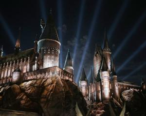 Hogwarts, the wizarding school at which the bulk of the Harry Potter story was set. Photo: Getty...