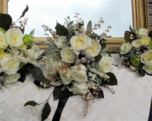 Estelle wedding flowers