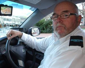 'It's certainly not Dunedin Taxis but if it were, we'd be smiling all the way to the bank' -...