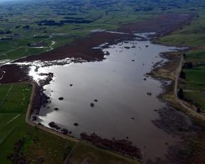 Lake Tuakitoto. The ORC is working with landowners in the catchment to improve its water quality....