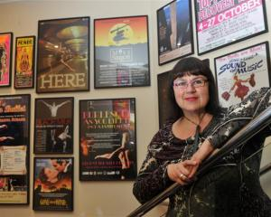 Regent Theatre marketing and communications officer Karin Reid is excited about her new role at...