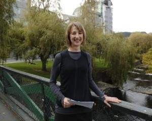 The University of Otago's new sustainability co-ordinator, Hilary Phipps, is excited about taking...