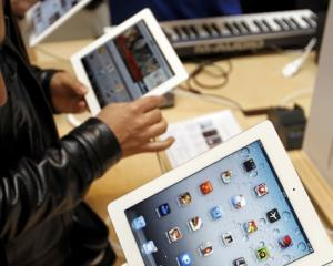 A Chinese tech firm that says it owns the iPad trademark and plans to seek a ban on exports of...