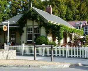Arrowtown restaurant Postmasters.