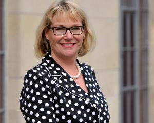 Auckland-based lawyer Raewyn Lovett is the new chairwoman of Dunedin Venues Management Ltd. Photo...