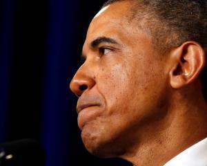 Barack Obama. Photo Reuters