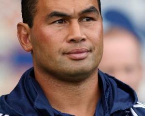 Blues coach Pat Lam