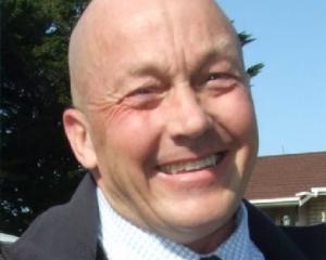 Bryan Cadogan.