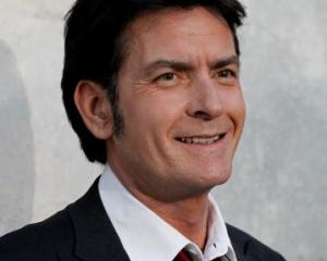 Charlie Sheen. Photo Reuters