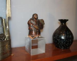 Chinese artefacts at the Te Hikoi Southern Journey Museum, Riverton. Photo: Allison Beckham