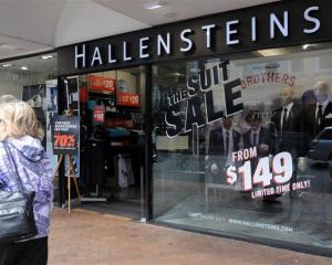 Differing trading updates but Hallenstein Glasson and The Warehouse face the same obstacles...