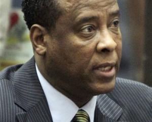 Dr. Conrad Murray, who is on trial for the involuntary manslaughter of singer Michael Jackson. ...