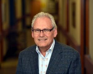 Dr David Perez has spent 32 years at Dunedin Hospital.  Photo by Gregor Richardson.