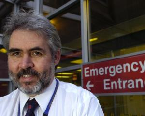 Dr John Chambers has opened the door for Dr Tim Kerruish to take over as clinical leader of...