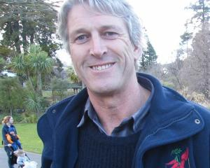 Dunedin Botanic Garden curator Alan Matchett will be celebrating the 150th anniversary of the...