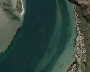 Dunedin City Council has agreed to contribute financially to a plan to address  erosion at Te...