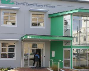 Failed South Canterbury Finance's head office in Timaru after  the firm's receivership  last...