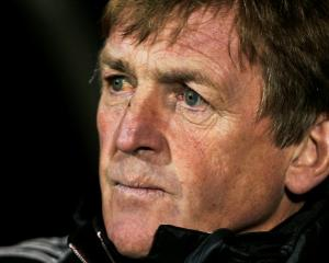 Gone . . . Kenny Dalglish. Photo Reuters