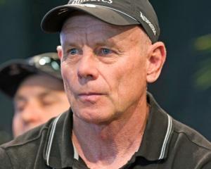 Grant Dalton. Photo NZ Herald