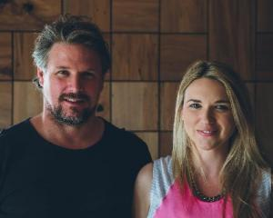 Graze owners Hamish and Jana MacPherson. Photo supplied.
