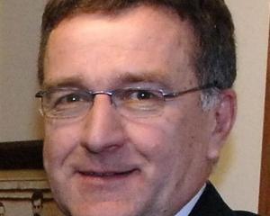 Ian Featherston.