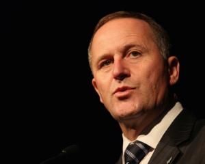 John Key. Photo Getty