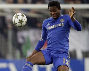 John Obi Mikel. Photo Reuters