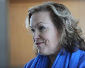 Judith Collins.