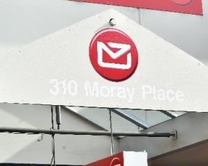 Kiwibank contributes to an improvement in New Zealand Post's financial results. PHOTO: PETER...