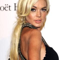 Lindsay Lohan. Photo Reuters
