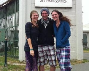 Liz Lane, Stuart Mairs, and Jen Lane are three UK backpackers who refuse to be put off by...