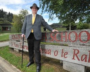 Logan Park High School deputy principal Roger Tobin is leaving the school after 29 years, to take...